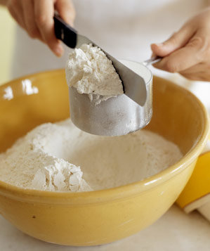 Measure Flour