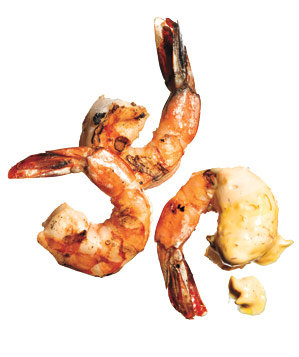 grilled-coriander-shrimp