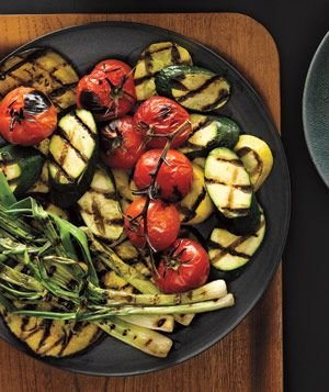grilled-mediterranean-vegetables