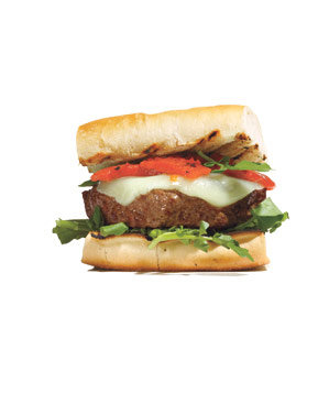 burgers-manchego-roasted-peppers
