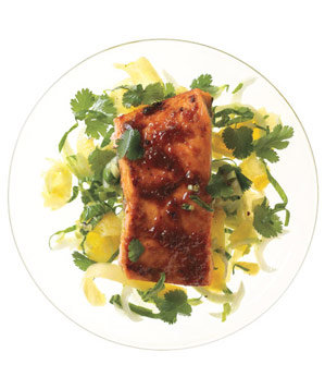 curry-glazed-salmon-bok-choy