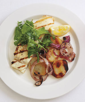 halibut-potatoes