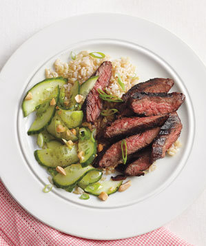 skirt-steak-cucumber-salad