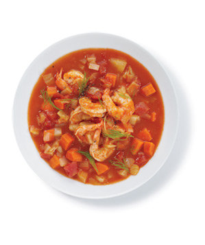 shrimp-vegetable-soup