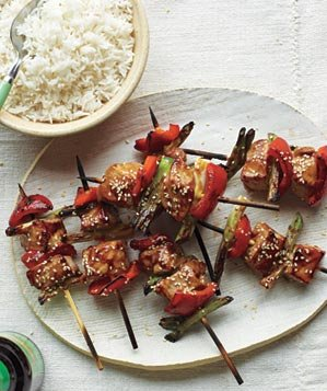 pork-kebabs-sesame-rice