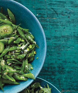 snap-peas-cucumber-ginger
