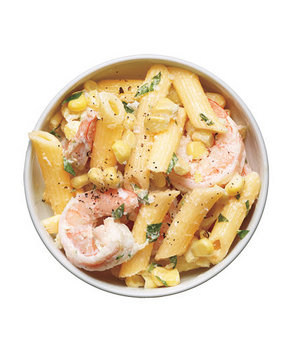 pasta-salad-shrimp-corn-tarragon