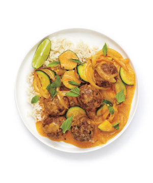 red-curry-meatballs