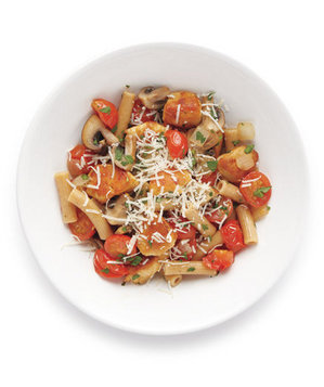 pasta-chicken-mushrooms