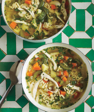 lemony-chicken-noodle-soup