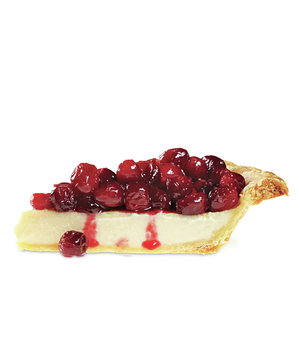 cranberry-custard-pie