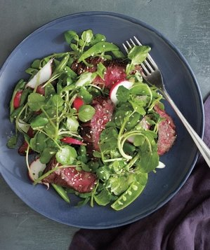 steak-watercress