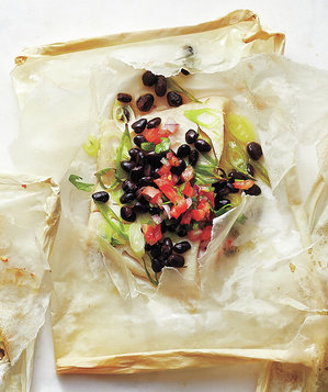 black-bean-scallion-fish-packets