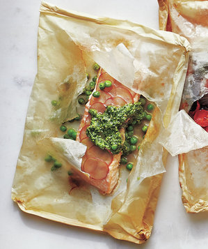 potato-pea-pesto-fish-packets