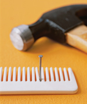comb-used-to-hold-nails