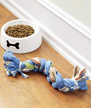 dish-towel-made-into-a-dog-toy