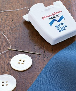 floss-used-to-sew-on-shirt-button