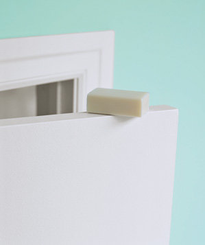 soap-used-to-ease-door-jam