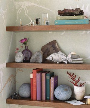 rocks-used-as-bookends