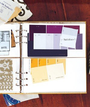 photo-album-used-to-store-fabric-swatches