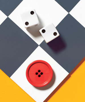 button-board-game-piece