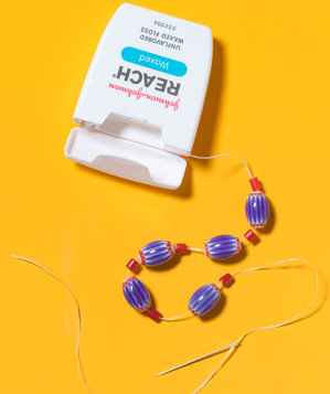 dental-floss-as-necklace-string