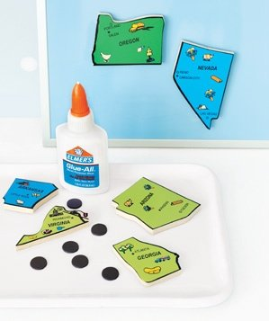 jigsaw-puzzle-used-as-party-favor