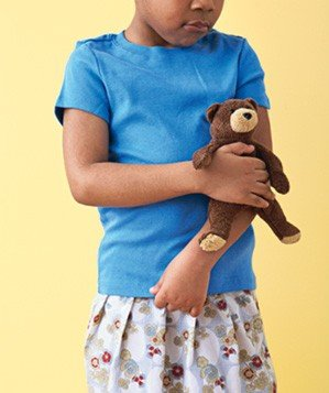 toy-animal-used-as-childs-ice-pack