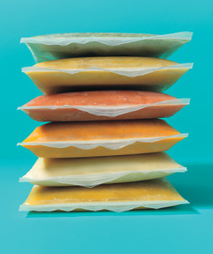 zippered-plastic-bag-used-to-stockpile-soup