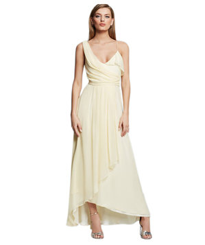 Jill jill stuart gown 7 pretty beach wedding dresses for for Bloomingdales dresses for wedding guests