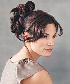 create a cascade  5 partyworthy updos  real simple