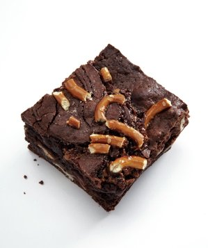 pretzel-turtle-brownie