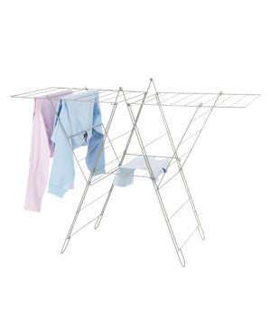frost drying rack by ikea 14 laundry room ideas real simple. Black Bedroom Furniture Sets. Home Design Ideas