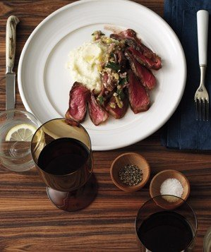 seared-steak-cauliflower