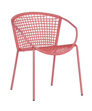 Sophia Hot Pink Dining Chair The Best Outdoor Chairs