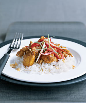 Quick Chicken Curry Recipe | Real Simple