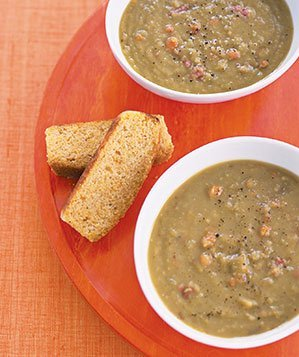 smoky-pea-soup