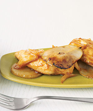 orange-glazed-chicken-pears