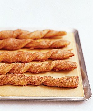 cinnamon-twists