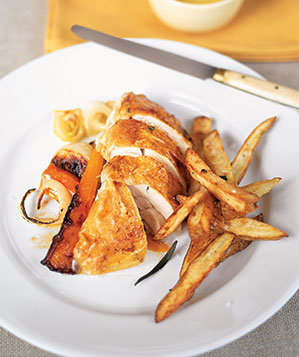 roast-chicken-oven-fries