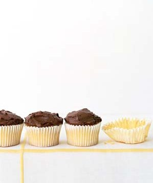 chocolate-frosted-cupcakes
