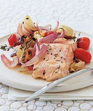 fennel-onion-salmon