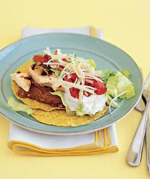 Rotisserie Chicken Tostadas Recipes — Dishmaps