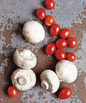 mushrooms-tomatoes