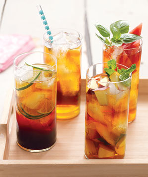 ginger-iced-tea