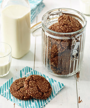 molasses-ginger-cookies