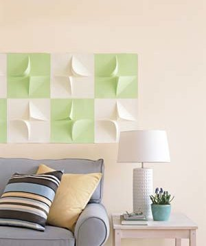 Perk Up a Bare Wall