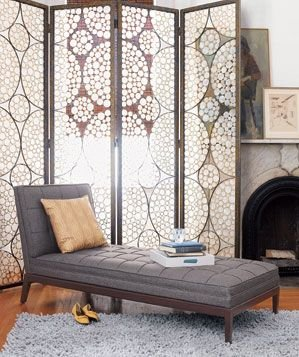 transform a room with decorative screens