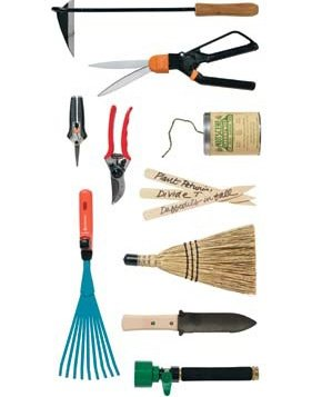 17 tools every gardener should own real simple for Common garden hand tools
