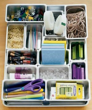 Create your own desk organizer easy ways to cut clutter - Make your own desk organizer ...